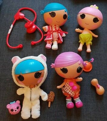 Dolls, Clothing & Accessories Lalaloopsy Littles Doll Bundle Lalaloopsy Used