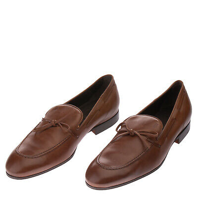 Other Whlsl Women's Clothing Rrp €195 N.d.c Made By Hand Leather Loafer Shoes Eu40 Uk7 Handmade In Portugal Sale Price