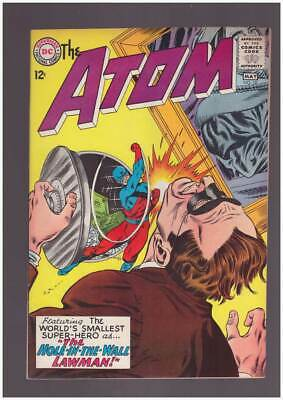 Atom # 18  The Hole in the Wall Lawman !  grade 8.5 scarce book !