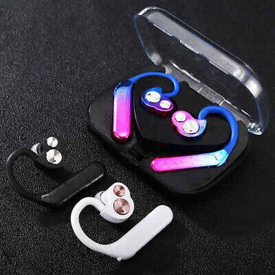 bluetooth 5.0 Headset Mini TWS Twins Wireless In-Ear Stereo Earphones Earbuds