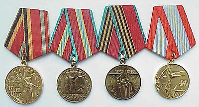 Russian Soviet Military Wwii Medal Order Award Armed War Germany Gold Badge Pin