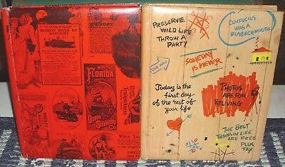 TOPPS WACKY PACKYS EARLY 1970's CHILDHOOD COLLECTION OF 213 IN TWO BINDERS LOOK!
