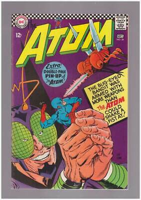 Atom # 26  More Weapons than the Atom Could Shake !  grade 8.5 scarce book !