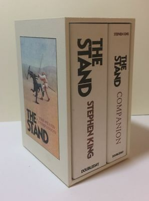 Stephen King ~ THE STAND ~ Concealed Compartment Custom Book Safe Box