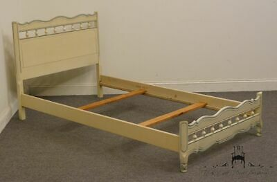 High End Country French Provincial Twin Bed 1620