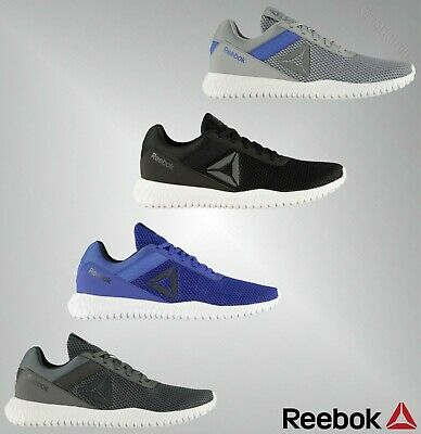 Mens Genuine Reebok Mesh Sport Lace Flexagon Energy Trainers Footwear Size 6-12