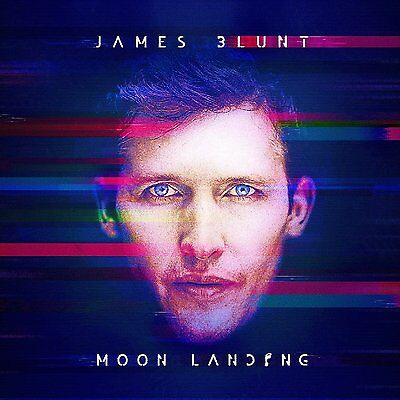 James Blunt, Moon Landing, Sealed Deluxe Edition 14 Track Cd Album From 2013