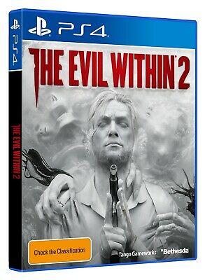 The Evil Within 2 (PS4)