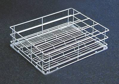 Glass Rack Width 430mm Height 170mm Length 500mm Row Spacing 90mm