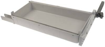 Icematic Tub for Maker N90lw, N90l for Maker Width 355mm Grey