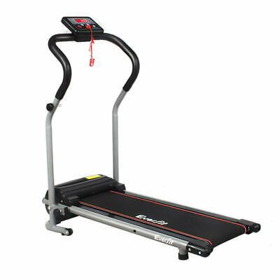 Electric Treadmill Home Gym Exercise Machine Fitness Equipment Physical @TOP