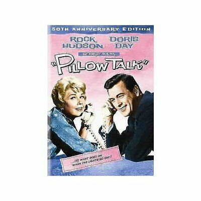 Pillow Talk,New DVD, Rock Hudson, Doris Day, Tony Randall, Thelma Ritter, Jacque