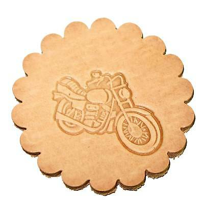 Street Bike 3-D Leathercraft Stamp 88352-00