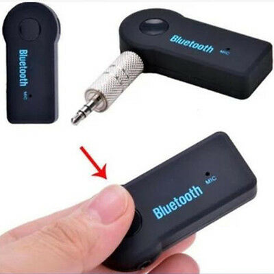 Coche Bluetooth Wireless Aux In Recetor Adaptador Dongle Música Audio Estéreo