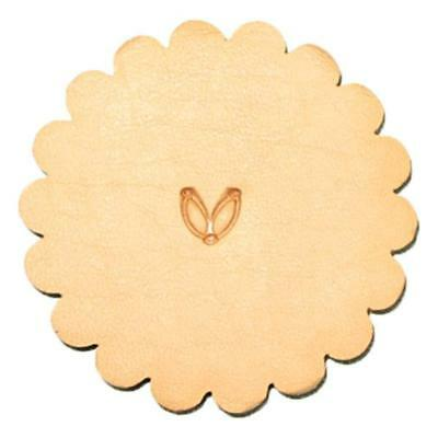 R451 Rope Braid Leathercraft Stamp