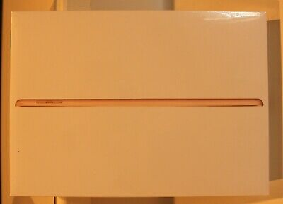 Apple iPad 6th Gen 128GB Gold Wi-Fi  LATEST MODLE FACTORY SEALED BUNDLE