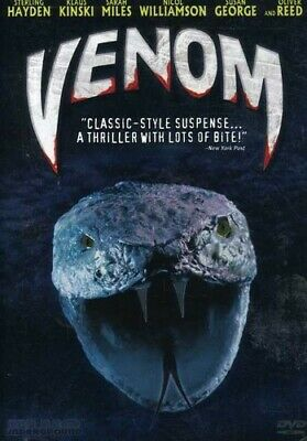 Venom (1982) / New Dvd