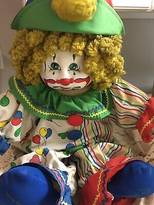 RARE Cabbage Patch Kids LMTD Big Top Clown Edition Baby Cakes 1987 CSC 1922/2000