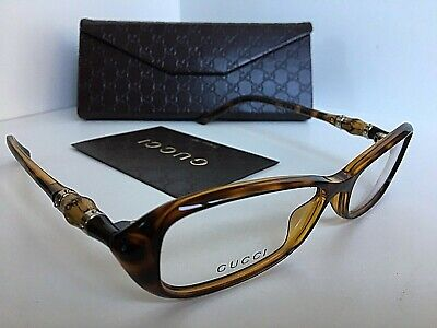 5dad1a9680e4 New GUCCI GG 3147 GG3147 791 Tortoise 52mm Rx Women's Eyeglasses Frame Italy