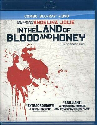 In the Land of Blood and Honey (Two-Disc Blu-r New Blu