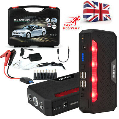 68800MAH Power Bank Portable Diesel Car Jump Start Pack Booster Charger Battery