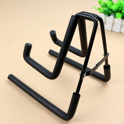 1PC Practical Folding Portable Electric Guitar Stand for Musical Instrument Shop