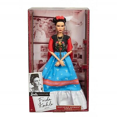 Barbie® Inspiring Women™ Series Frida Kahlo Doll NEW