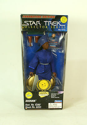 Star Trek Collector Series Federation Guinan MIB Playmates