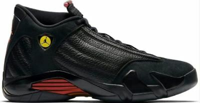 super popular 393ed dc0fe Nike Air Jordan 14 Retro BG Last Shot 2018 Big Kids Basketball Shoes  487524-003