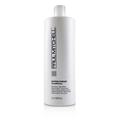 NEW Paul Mitchell Invisiblewear Conditioner (Preps Texture - Builds Volume)