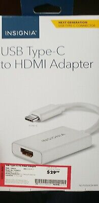 insignia usb c to hdmi android