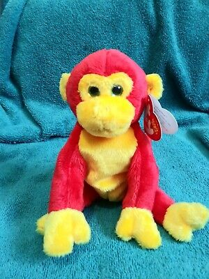 "2003 TY Beanie Baby ""Chopstix"" Retired with Tags"