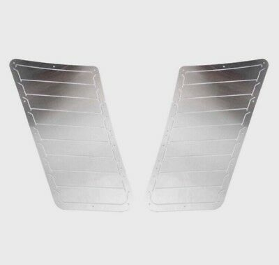 N15 Design BMW E46 M3 GTR Style Bonnet/Hood Vents (side vents) PSDesigns