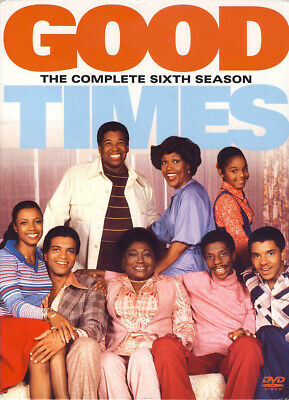 Good Times - The Complete Sixth Season (Boxset) New DVD