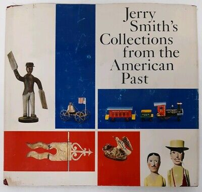 Jerry Smith's Collections from the American Past Vtg 70s Hallmark 1976 Antiques