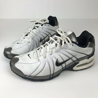 e17341742d6 Nike Air Max Torch 5 SL Running Shoes Men s Size 11 White   Black 316125-