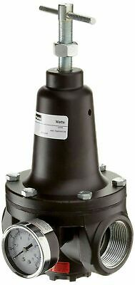 "Parker R119-08CG/M2 Watts Pneumatic 1"" NPT Air Regulator 400cfm *New & Free Ship"