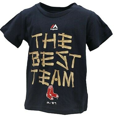watch 712f2 dc530 BOSTON RED SOX Official MLB Majestic Infant Toddler Size T ...