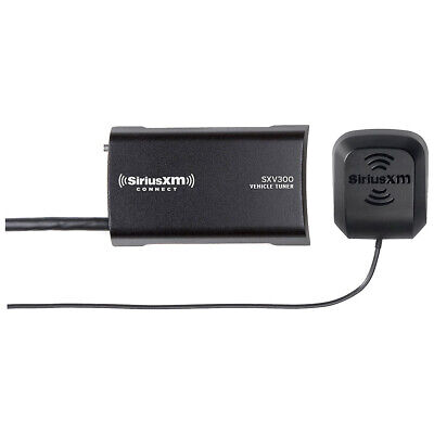 SiriusXM Satellite Radio In-Dash Receiver (Subscription Sold Separate)
