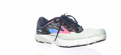 d0ca0c5bf9615 Brooks Womens Purecadence 7 Grey Black Pink Running Shoes Size 9 (217201)