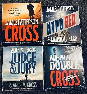 NYPD RED by James Patterson (Unabridged CD)