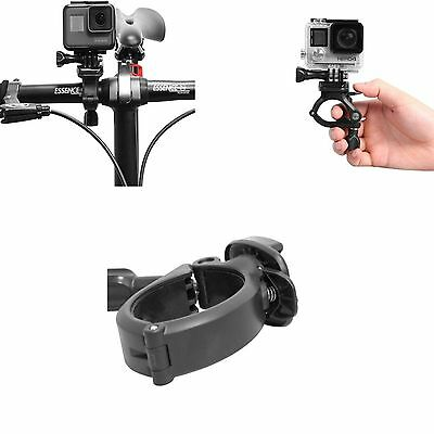 360° Bicycle Bike Handlebar Seatpost Pole Mount For GoPro HERO Camera Accessory