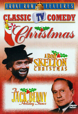 Classic TV Comedy Christmas - A Red Skelton Ch New DVD