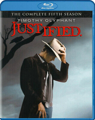 Justified - The Complete Season 5 (Blu-ray) (B New Blu