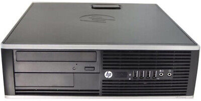 HP 8200 SFF DESKTOP PC Core i5 - 2400 QC 3.10GHz 8Gb Ram 240GB SSD Win 10