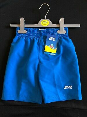 9dc3d74f39 Zoggs Swim Shorts Boys Suitable For Beach And Swimming. Age 5. 22