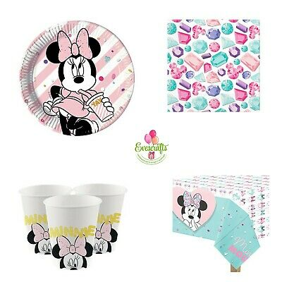 Minnie Mouse Party Gem Party Packs for 8, 16 and 24