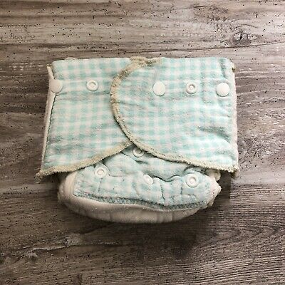 Handmade Fitted Cloth Diapers - Lot Of 5