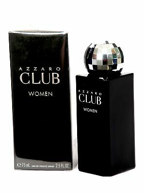 Loris Azzaro Azzaro Club Women Edt Spray 75ml Womens Perfume