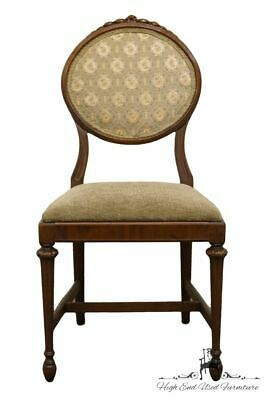 1920's Antique French Regency Vanity / Accent Side Chair 5326